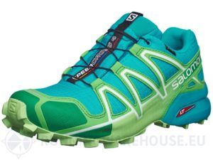Opinión zapatillas trail running salomon speedcroos 4gtx