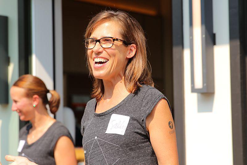 Sally Bergesen fundadora Oiselle
