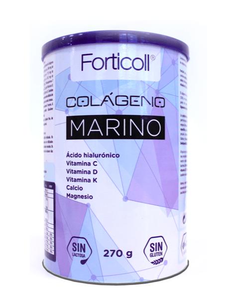 opinión colágeno hidrolizado marino para deportistas forticoll