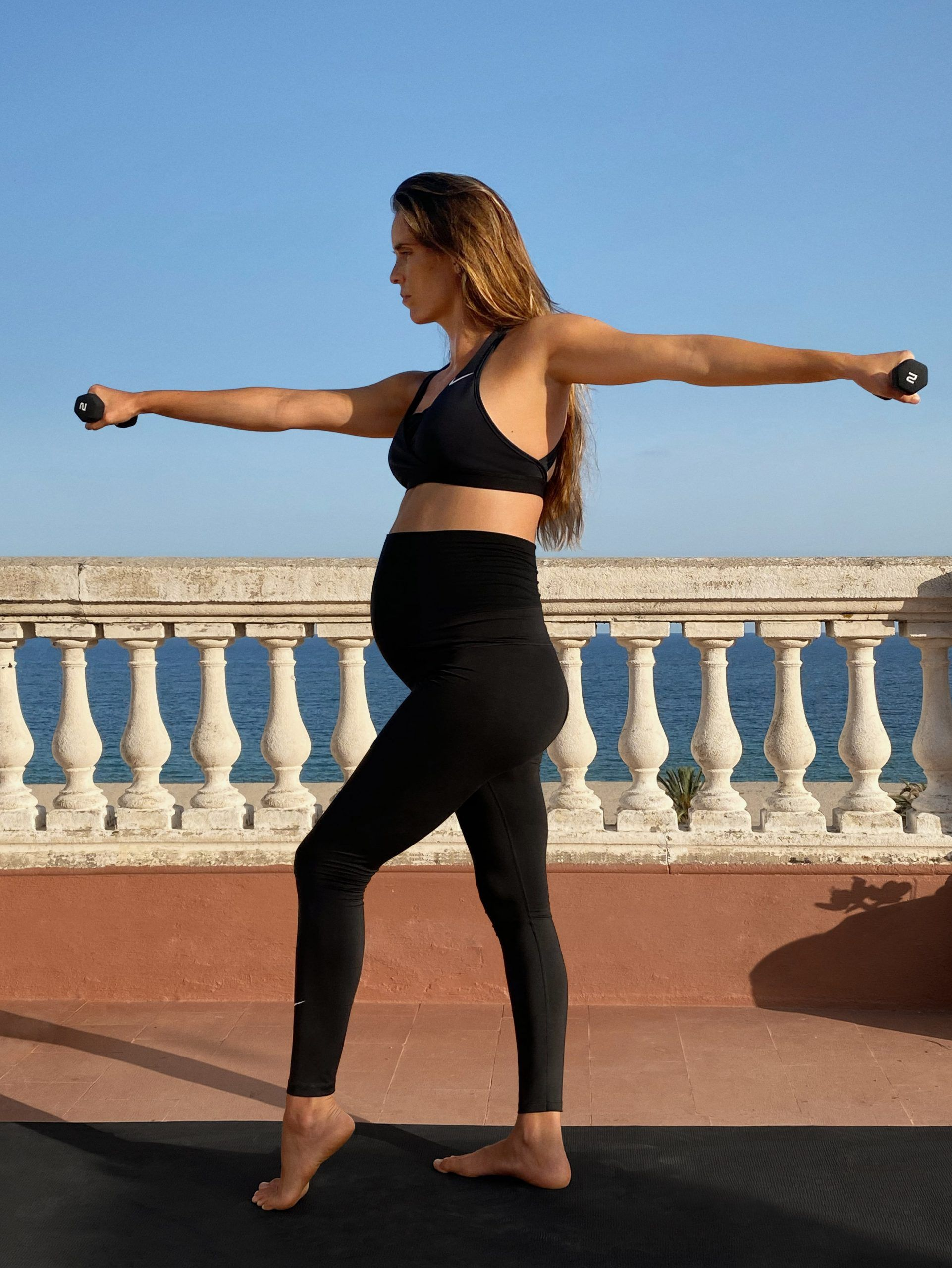 Ona Carbonell, imagen de campaña de Nike (M)
